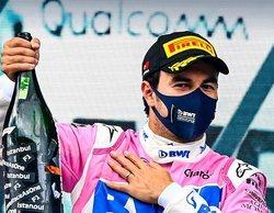 """Sergio Pérez: """"En el caso de que tenga que salir de la F1, me puedo marchar orgulloso"""""""