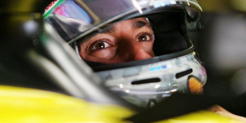 """Ricciardo: """"Hice una promesa de que haré todo lo posible hasta la bandera a cuadros en Abu Dabi"""""""