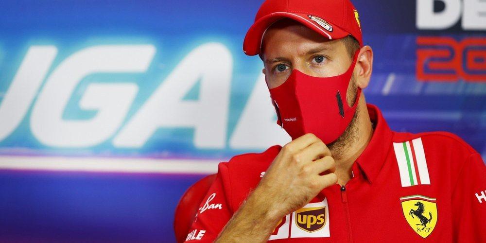 """Felipe Massa: """"No es el mejor momento para Sebastian, piensa que no lo están tratando bien"""""""