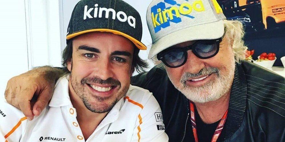 "Flavio Briatore: ""No se ha visto nada parecido a Fernando Alonso"""