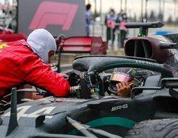 """Sebastian Vettel: """"Cada era tiene su piloto o sus pilotos, Hamilton es el más grande de nuestra era"""""""