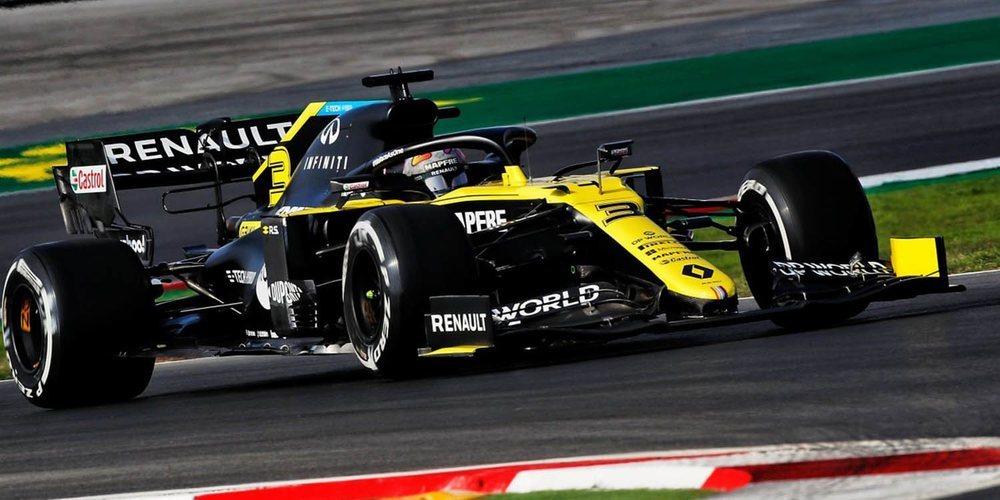 """Daniel Ricciardo, sobre la batalla por el tercer puesto en Constructores: """"Aún es factible"""""""