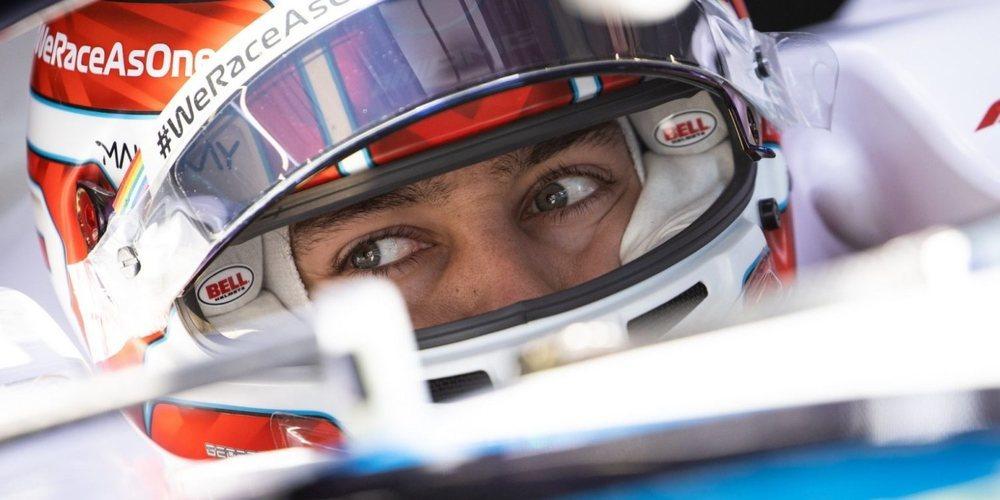 """Russell, grandes pilotos hablaron de él: """"La mayor cantidad de presión que tengo es de mí mismo"""""""