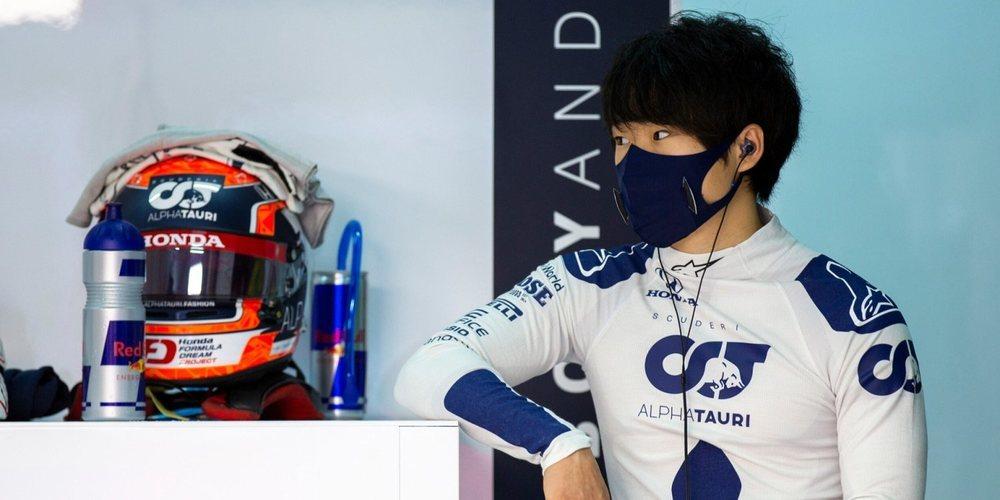 """Yuki Tsunoda: """"Los aficionados japoneses están esperando para tener de nuevo un piloto en F1"""""""