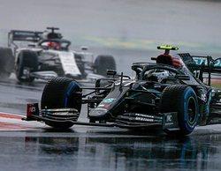 """Valtteri Bottas, tras no evitar el título de Hamilton: """"Para las últimas carreras, no hay presión"""""""
