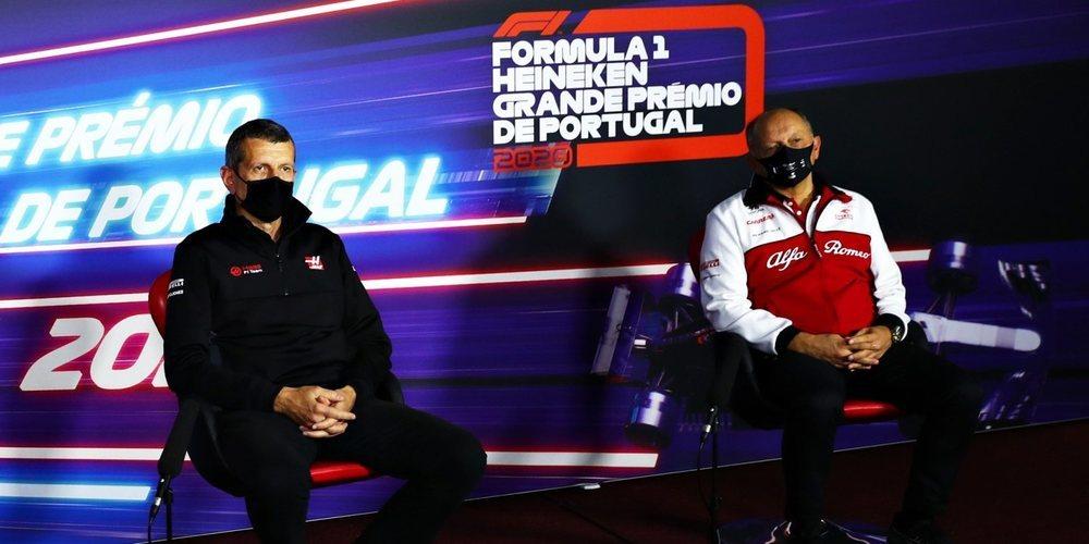 """Steiner, sobre 2021: """"Ojalá podamos acordar tener algunas carreras solo el sábado y el domingo"""""""