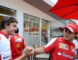"""Massa, sobre Alonso: """"La edad es un problema, pero hay que reconocer que Alonso es un talento"""""""