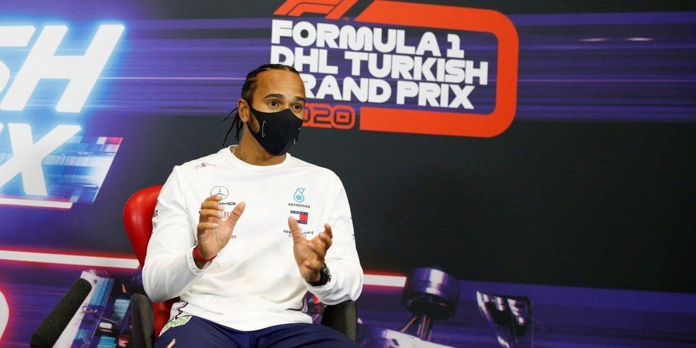 """Hamilton, su salto a Mercedes: """"Tuve que elegir entre quedarme quieto o iniciar una gran aventura"""""""