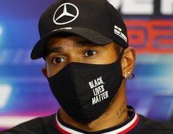 """Russell: """"Lewis Hamilton se esfuerza mucho y creo que no recibe el reconocimiento que merece"""""""