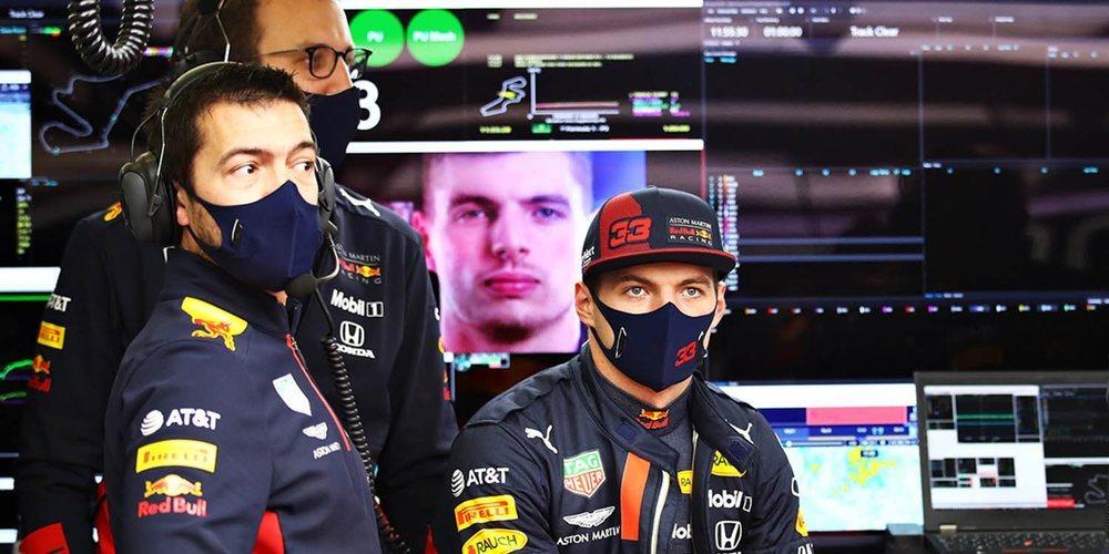 """Max Verstappen: """"Aunque ha sido decepcionante lo de Turquía, siempre miras hacia adelante"""""""