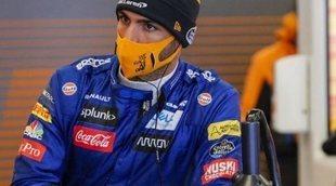 """Carlos Sainz, sobre Ferrari: """"No sé por qué preguntan lo mismo, respondo lo que dije hace un mes"""""""