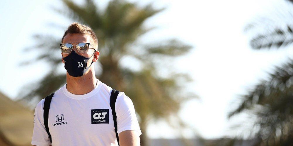 """Daniil Kvyat: """"Sé que las posibilidades de estar el próximo año en Fórmula 1 son muy bajas"""""""