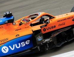 Dominio de Mercedes en el FP1, la F1 cambió de escenario, pero el guion es el mismo
