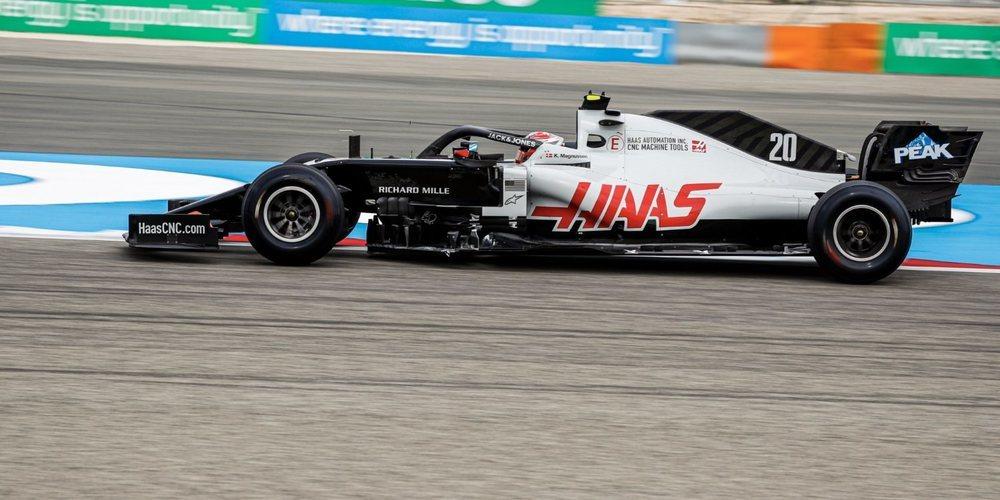 """Kevin Magnussen: """"Nos hemos centrado un poco más en el equilibrio del coche"""""""