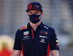 Paso adelante de Max Verstappen en Baréin tras marcar el mejor tiempo en los Libres 3