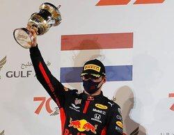 """Max Verstappen: """"Por el ritmo del coche, la segunda posición es donde nos correspondía estar"""""""