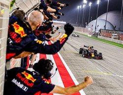 """Honda, tras el podio de los pilotos de Red Bull: """"Es un comienzo positivo de estas últimas carreras"""""""