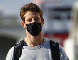 """Steiner: """"Romain está intentando recuperarse para estar en el coche para Abu Dabi"""""""