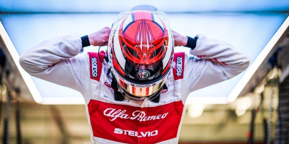 """Previa Alfa Romeo - Sakhir: """"Vamos a tratar de sacar el máximo partido al fin de semana"""""""
