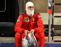 """Sebastian Vettel: """"No estoy de acuerdo con que tengan que mostrar las imágenes una y otra vez"""""""