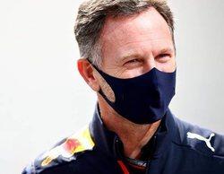 """Horner, sobre Albon y Pérez: """"Ninguna decisión se tomará hasta después de la última carrera"""""""