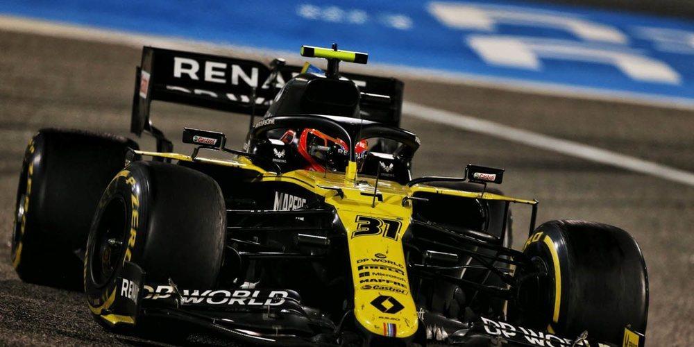"""Previa Renault - Sakhir: El circuito será el más corto de los que hayamos rodado nunca"""""""