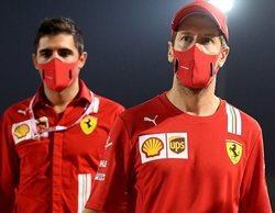 """Sebastian Vettel: """"Es Mick, no el hijo de Michael, tiene todo lo que necesita para abrirse camino"""""""