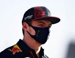 """Max Verstappen: """"El equilibrio del coche no ha sido el óptimo, especialmente en las tandas cortas"""""""