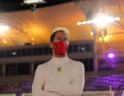 """Vettel: """"Confío en que mañana podamos recortar la distancia y volvamos al camino correcto"""""""