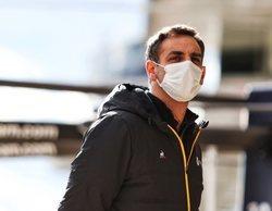 """Abiteboul, de la aparición de Alonso: """"Si Otmar quiere reclamar a la FIA sería bastante hipócrita"""""""