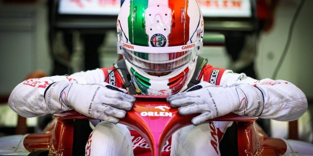 """Giovinazzi: """"La carrera será complicada, adelantamientos difíciles y banderas azules que frenarán"""""""