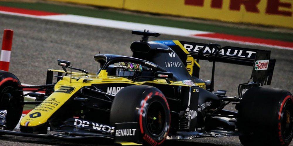 """Daniel Ricciardo: """"Estoy frustrado por el resultado, podía haber terminado dentro del Top 5"""""""