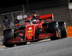 """Sebastian Vettel: """"Luché con todas mis fuerzas para intentar llevar a casa un buen resultado"""""""