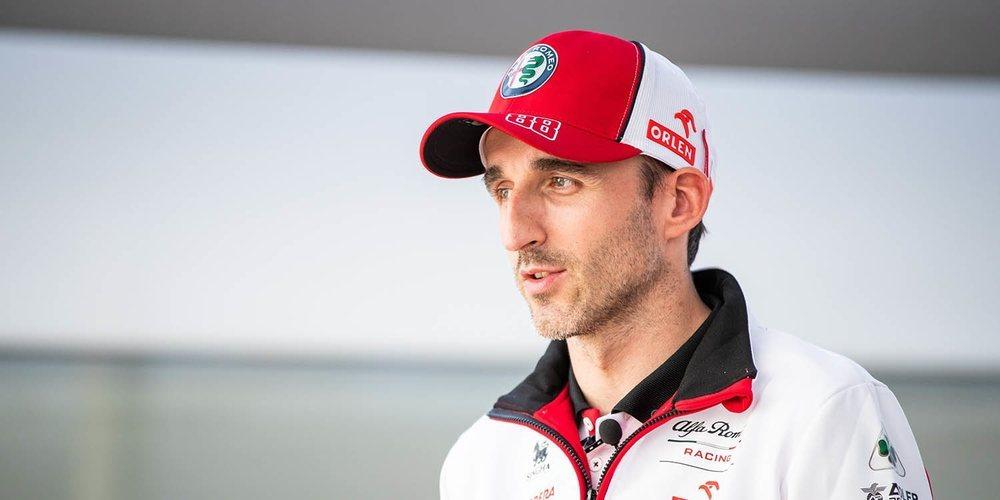 Alfa Romeo da la oportunidad a Robert Kubica de rodar en los Libres 1 y en los test de Abu Dabi