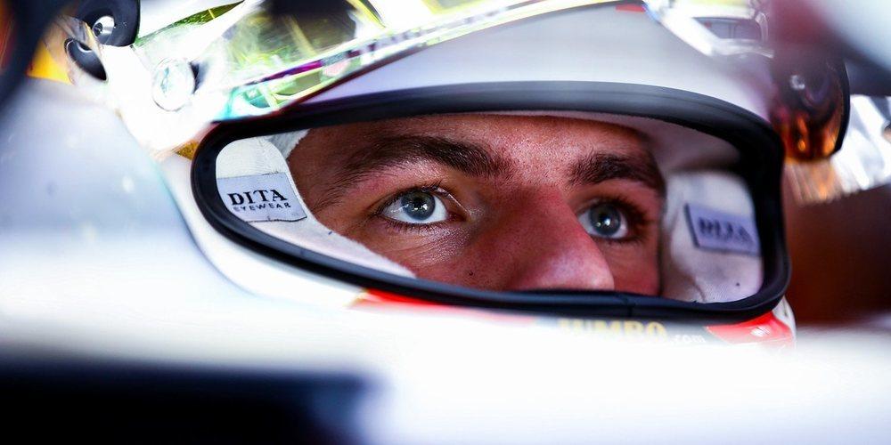 Max Verstappen marca el mejor tiempo en una tibia primera sesión de Libres en Abu Dabi