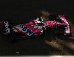 """Sergio Pérez: """"Afronto la clasificación sin presión, solamente me concentro en la carrera"""""""