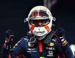 El león, Max Verstappen, intimida a los Mercedes para asegurarse la pole position en Abu Dabi