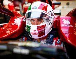 """Giovinazzi: """"Nuestro objetivo es tener una primera vuelta buena y estar en la lucha por los puntos"""""""
