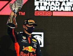 """Max Verstappen: """"Estar en la pole ya era fantástico, pero ganar es el final perfecto a la temporada"""""""