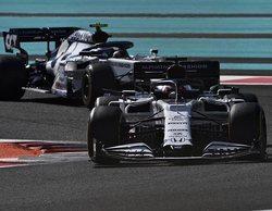 """Tsunoda: """"Me sorprendió el aumento de potencia y de carga aerodinámica entre el STR13 y el AT01"""""""