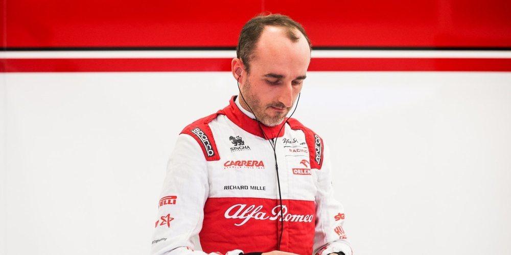 Frédéric Vasseur desea que Robert Kubica siga en el equipo en 2021