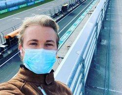"""Nico Rosberg: """"Lo que hizo Michael Schumacher nunca ha sucedido una segunda vez en la F1"""""""