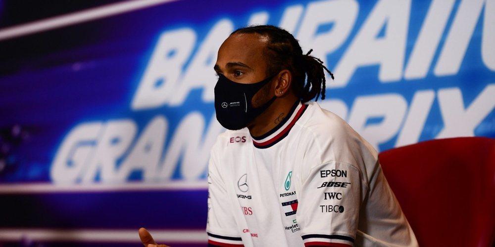 """Lewis Hamilton: """"Lo más importante son los recuerdos que eres capaz de crear"""""""