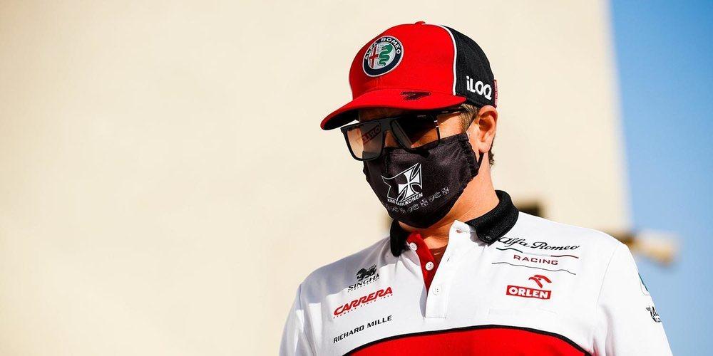 """Kimi Räikkönen: """"Hay mucho trabajo por delante para estar en una posición mejor en 2021"""""""