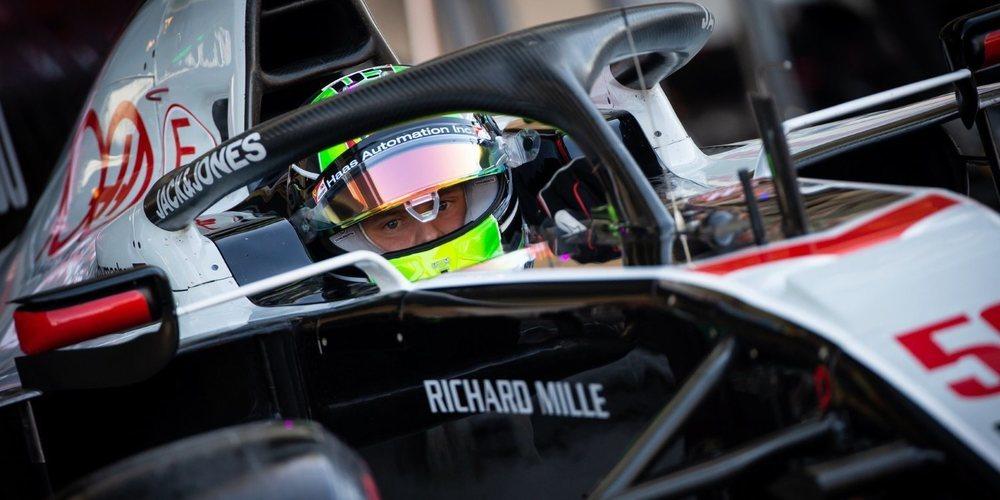 """Coulthard, sobre Mick: """"Es un piloto centrado, en forma y hambriento, con su propia personalidad"""""""