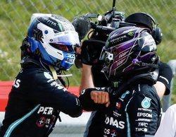 """Hamilton, sobre Bottas: """"Es una batalla constante tanto física como mentalmente cada año"""""""