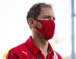 """Vettel habla de los que han sido importantes para él en Ferrari: """"Arrivabene tiene un gran corazón"""""""