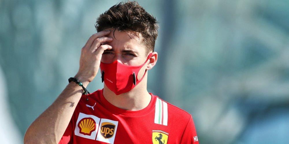 """Charles Leclerc: """"Veo que la gente se acerca a mí porque soy piloto de Ferrari y tiendo a cerrarme"""""""