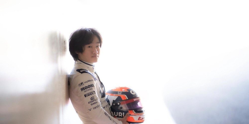 "Franz Tost: ""La primera temporada de Fórmula 1 para Yuki Tsunoda será muy complicada"""