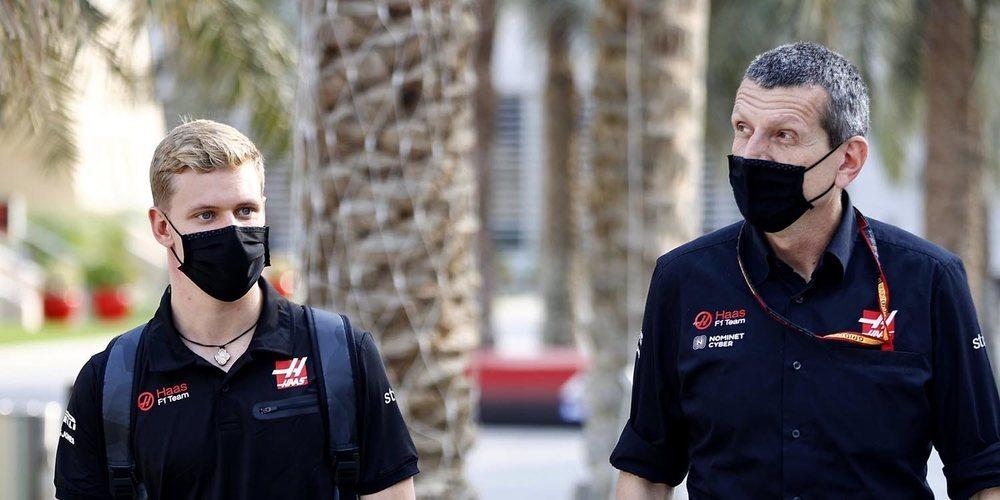 """Steiner, sobre Mick: """"Tiene mucho que aprender y demostrará todo lo que puede hacer en 2022"""""""
